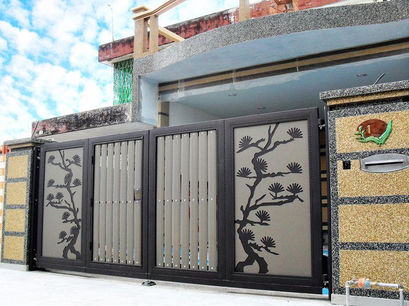 Premium Collections Images Of Trackless Folding Gates Elite Gates Front Gate Design Door Gate Design House Gate Design