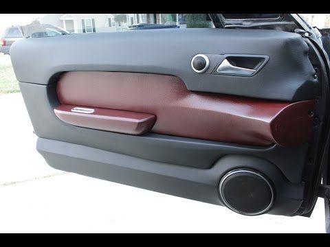 How To Make Custom Interior Car Panels Youtube Custom Car Interior Car Interior Diy Car Interior