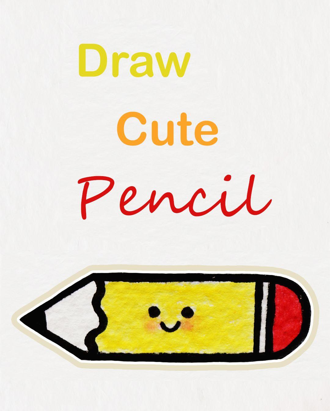 Aww So Cute Cute Easy Drawings Cute Kawaii Drawings Easy Drawings For Kids