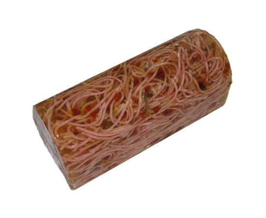 Aspics make me laugh  Pork Jelly Sausage (Aspic) - a k a