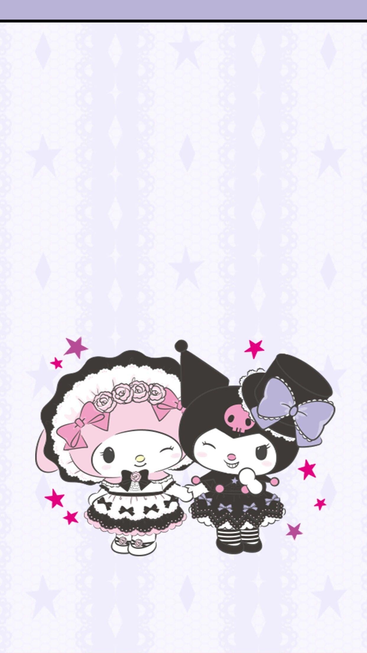 Spooky Cute Love Kawaii Wallpaper Sanrio Wallpaper Cute Girl Wallpaper