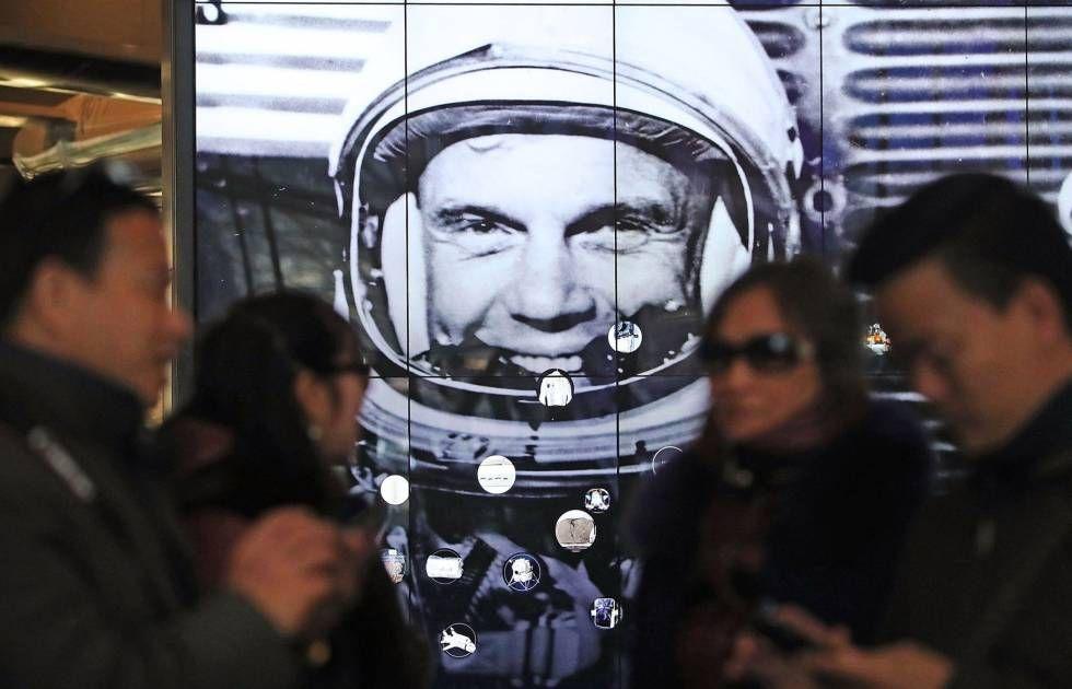 Cree usted que enviar a mujeres al espacio es una buena idea?