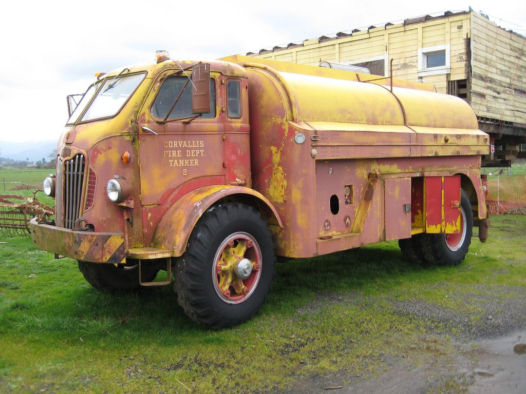Autocar Coe Tanker Trucks Fuel Truck Fire Trucks