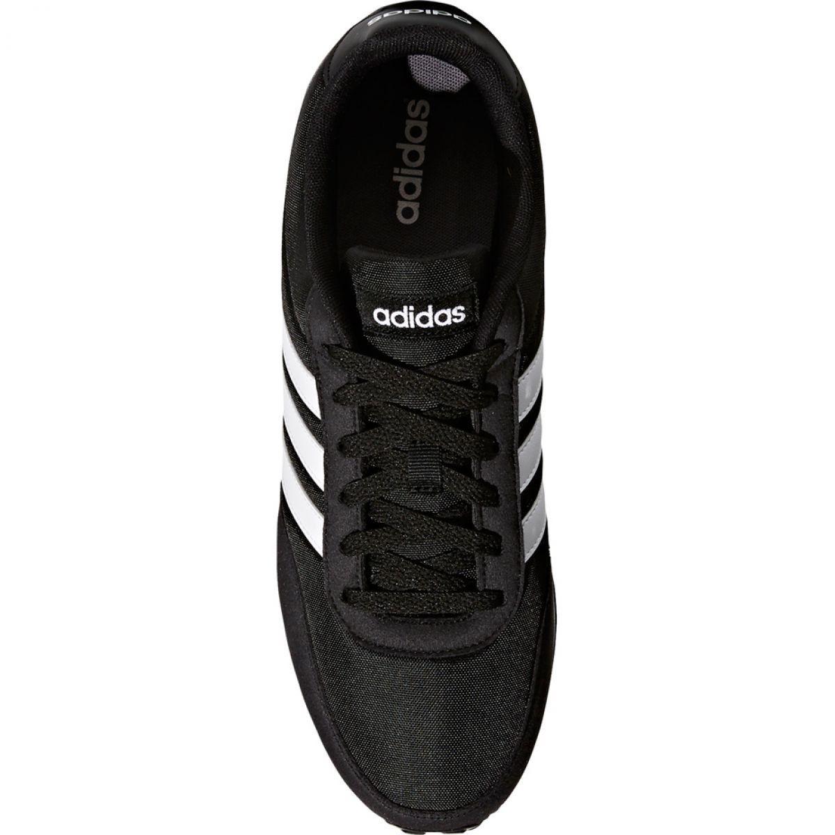 Adidas V Racer 2 0 M Bc0106 Shoes Black Sports Shoes Adidas Adidas Shoes