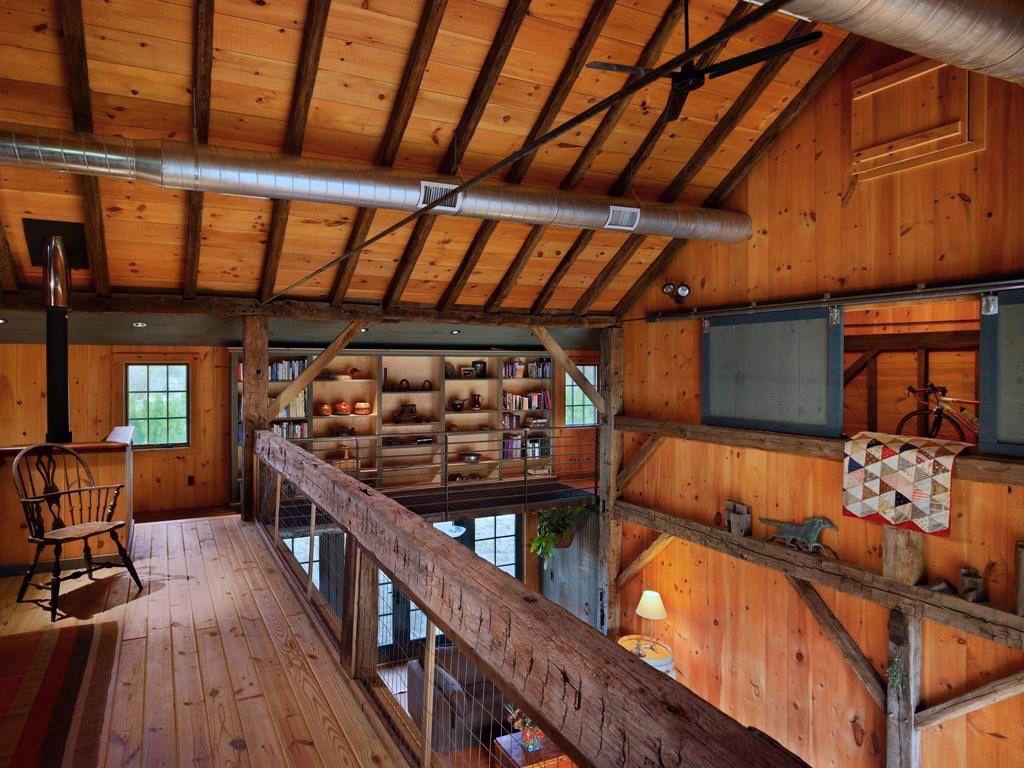 American Barn Conversion Interior Design Ideas Pictures Remodel And Decor