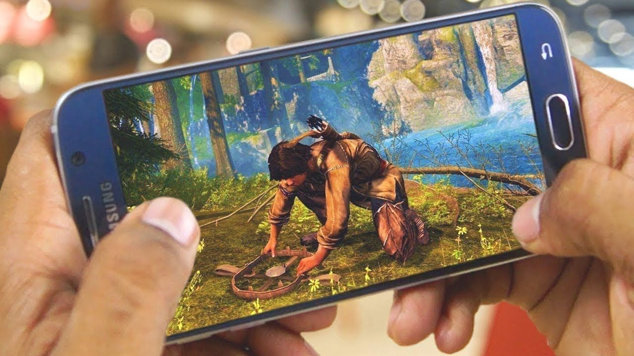 Top 5 Best New Fresh Mobile Games For Android Ios 2017