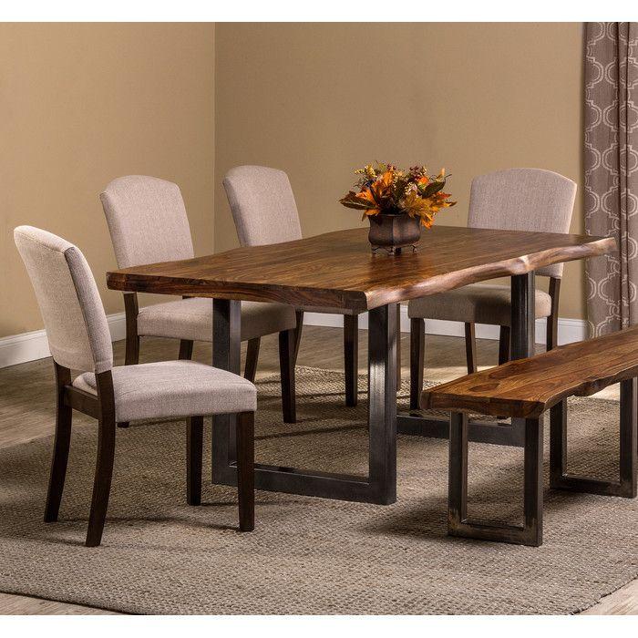 Brayden Studio Linde Dining Table u0026 Reviews