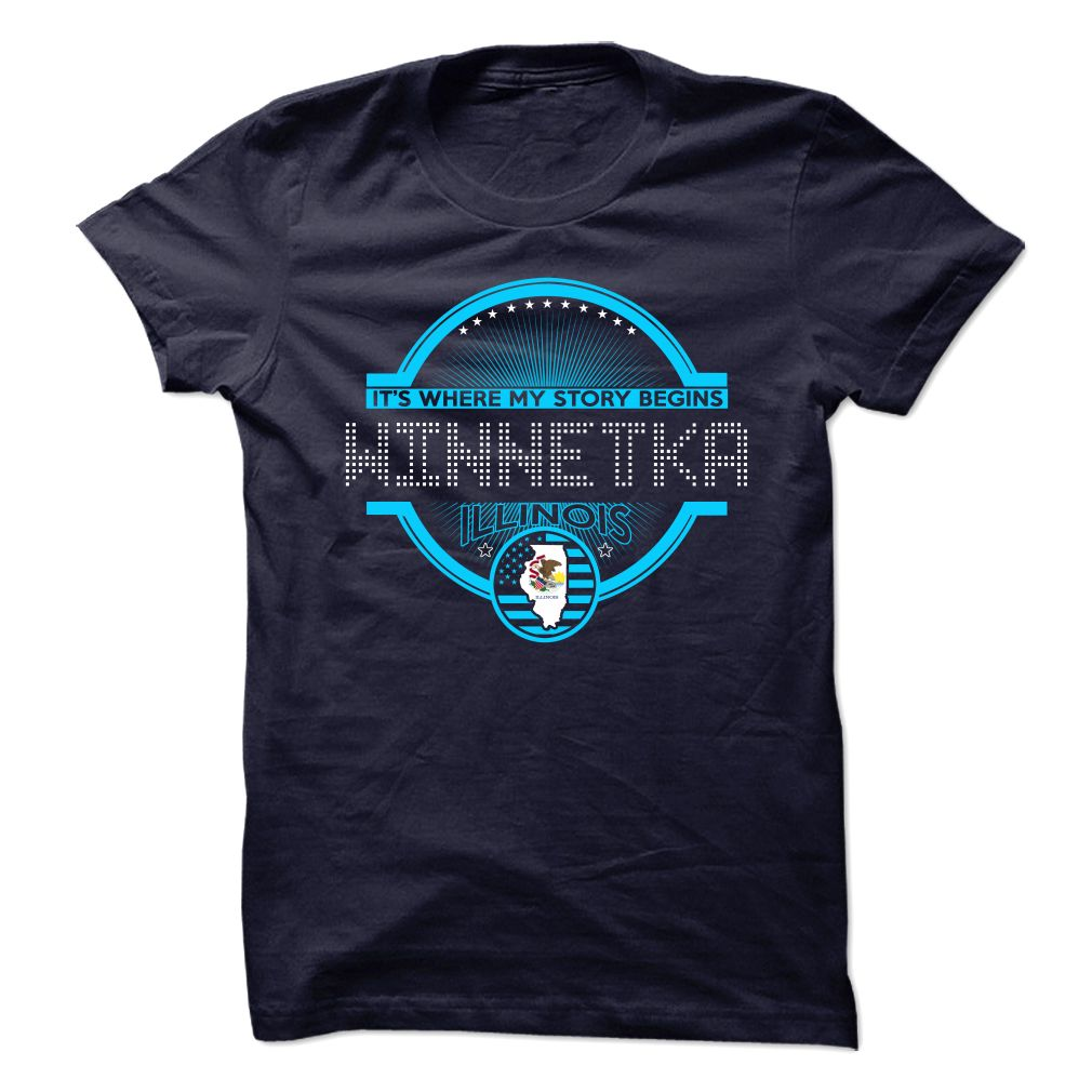 My Home Winnetka Illinois T Shirt Hoodie Sweatshirts Make
