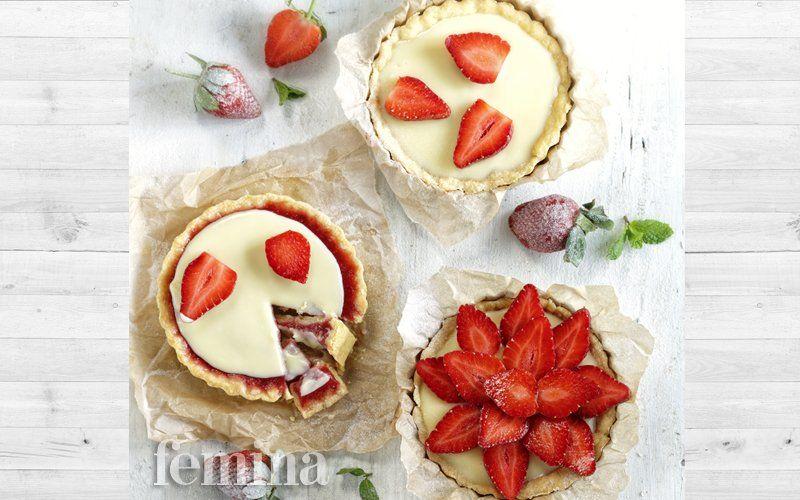 Strawberry Cream Pie Resep Kue Kering Kue