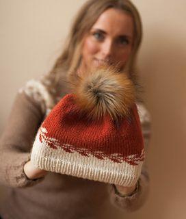 Photo of Winter buds hat L / Snøløvlue voksen