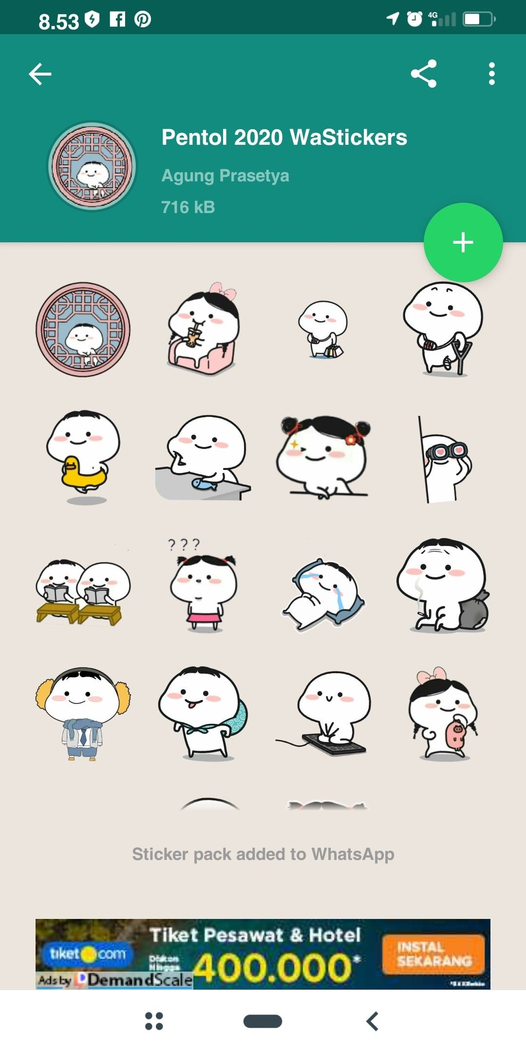Download Stiker WA Pentol Lucu (Whatsapp) di 2020 Stiker