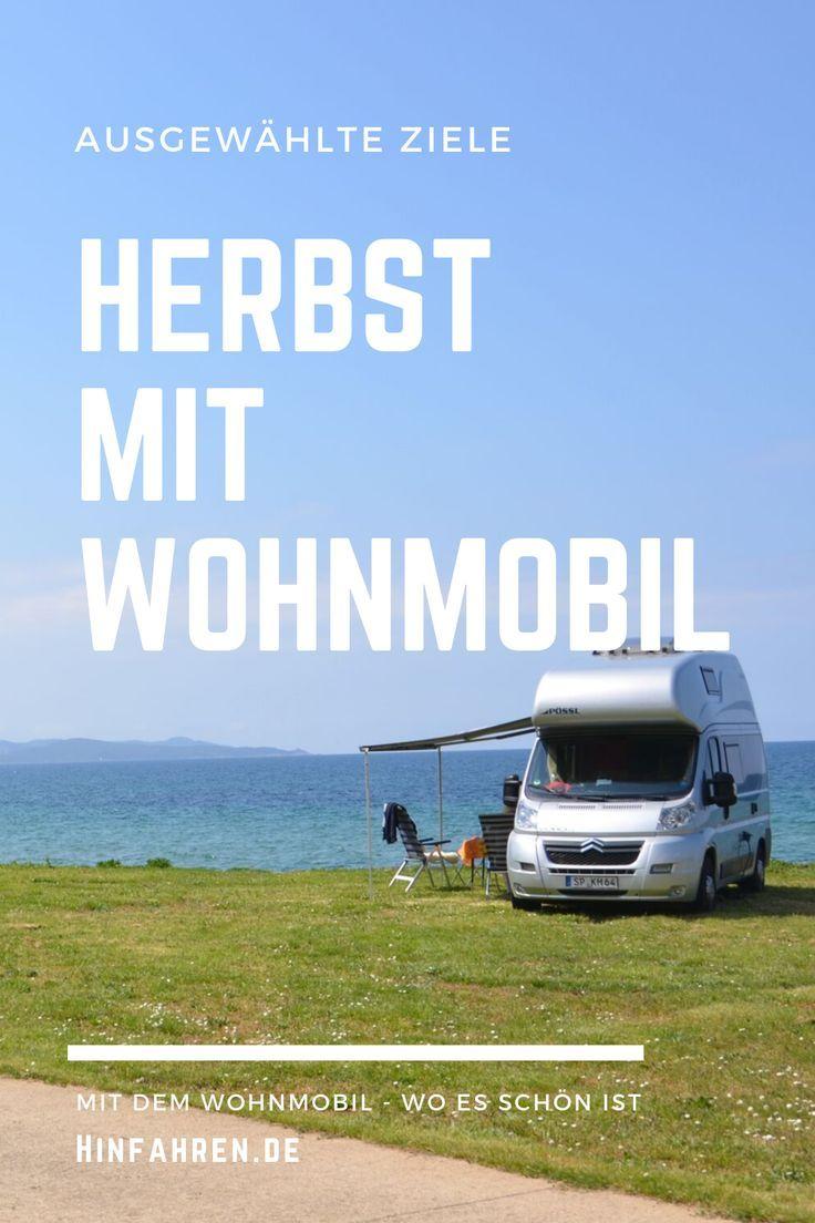 Pin auf Camping-Urlaub im Herbst / Ferien