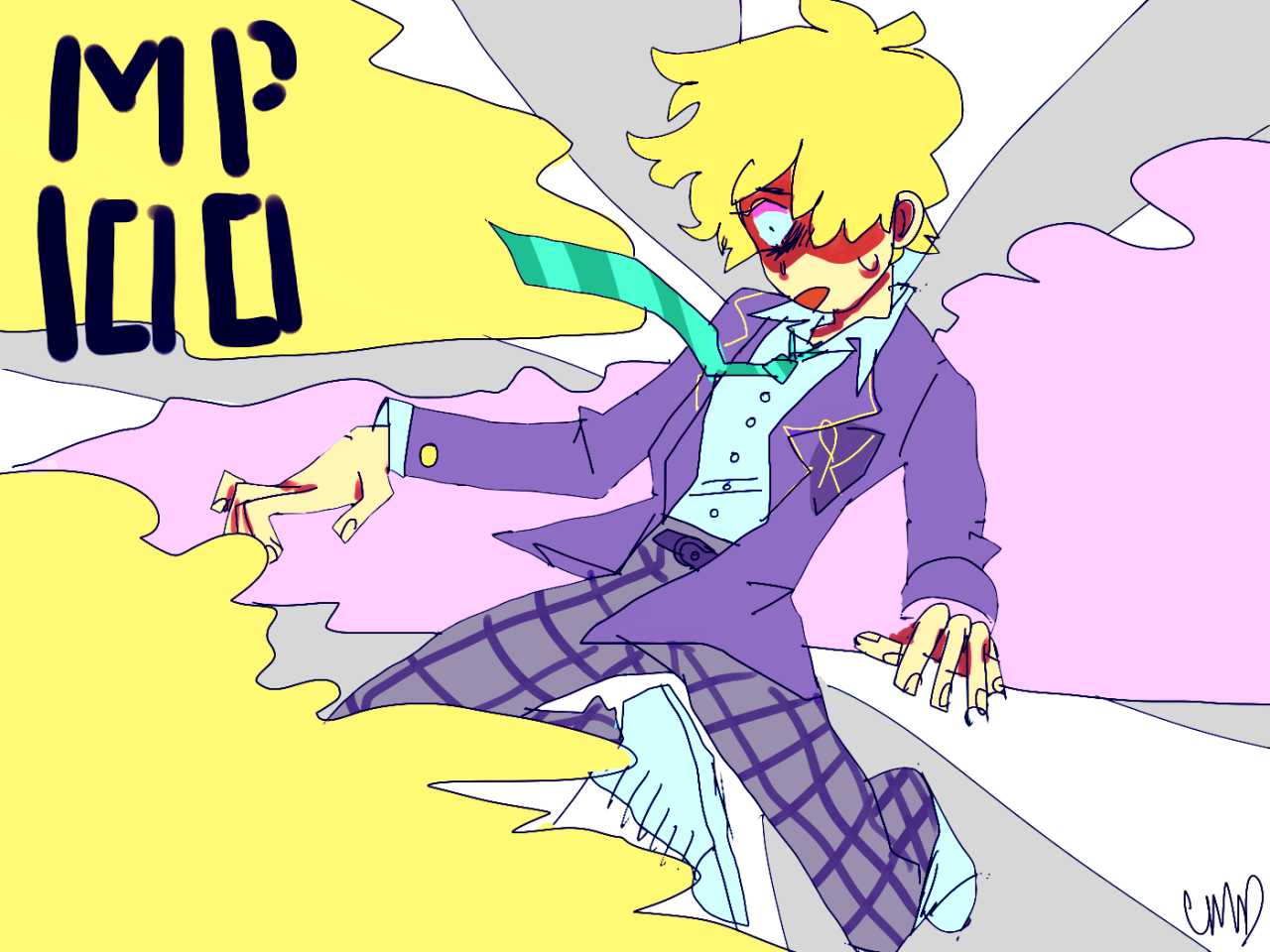 Pin By Uyanga The Artist On Mp100 Mob Psycho 100 Mob Psycho Basic Drawing