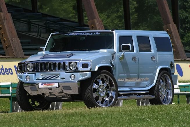 Hummer H2 Kompressor Is The World S Fastest Hummer Ever