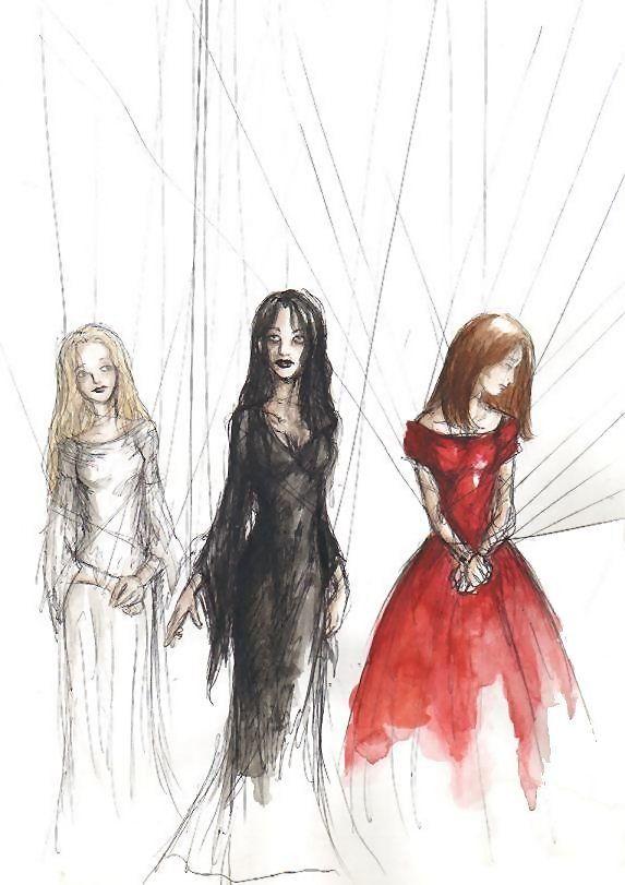 Hp Marionette Of No Master By Levyrasputin On Deviantart Harry Potter Artwork Harry Potter Anime Black Sisters