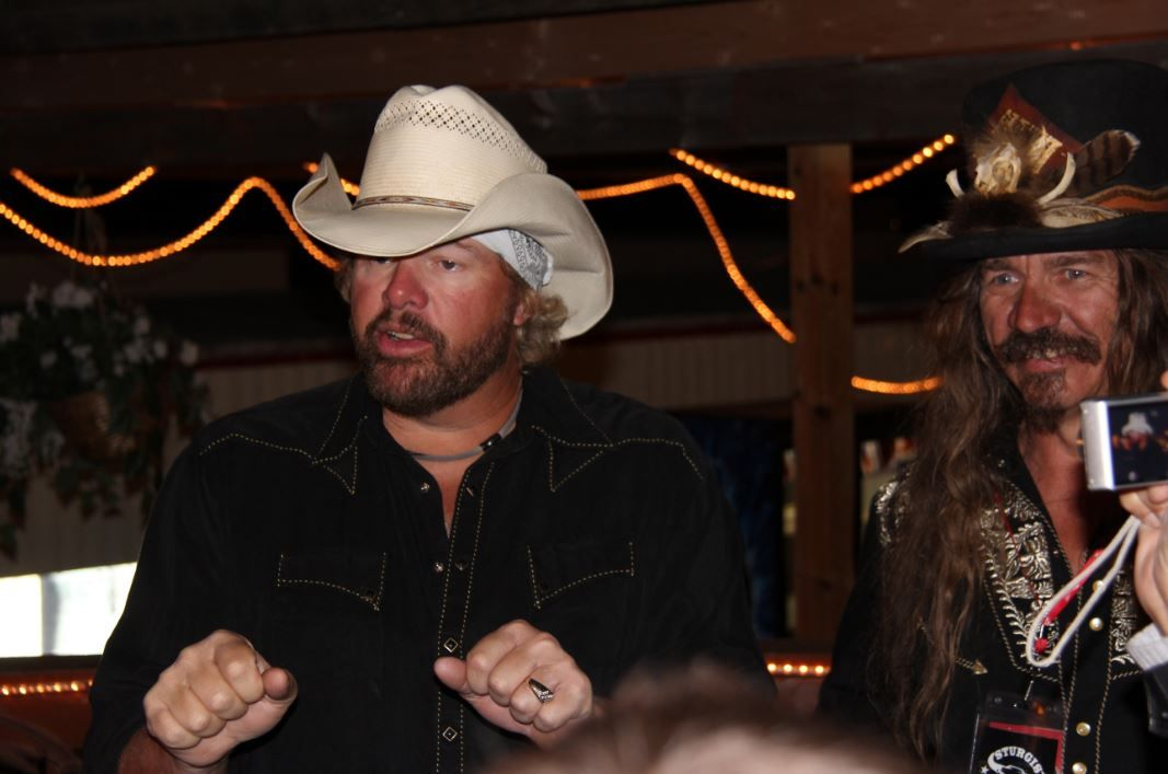 Toby keith the mayor of fun at the backstage meet and greet with toby keith the mayor of fun at the backstage meet and greet with brass balls m4hsunfo