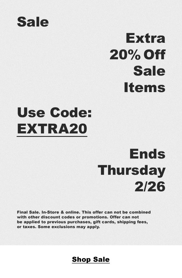 SALE ENDS TODAY: Take up to 15% Off Need Supply Co Email