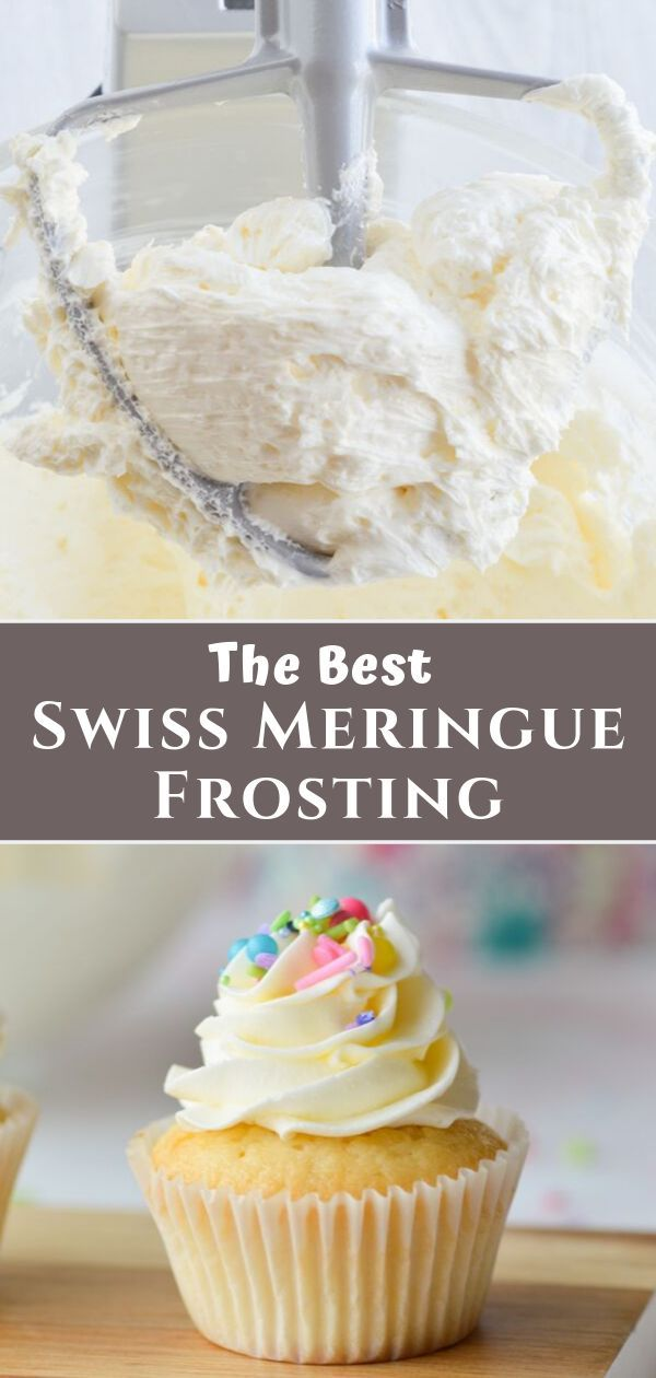 This tutorial shows you how to make Swiss Meringue Buttercream which uses egg whites to make a silky smooth frosting with a light touch of sweetness This frosting recipe...