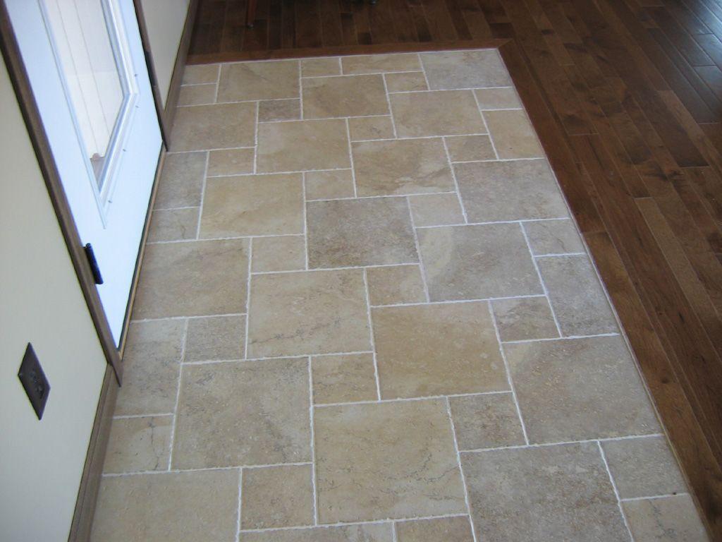 Kitchen Tile Floor Patterns 17 Best Images About Flooring On Pinterest Bathroom Tile Showers