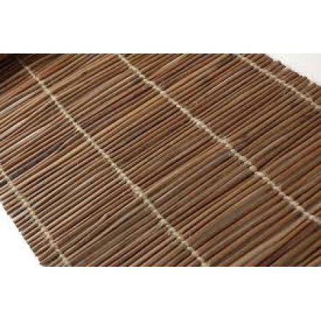 Hi Kalama Collection Monstera Bamboo Table Runner Sate Bamboo