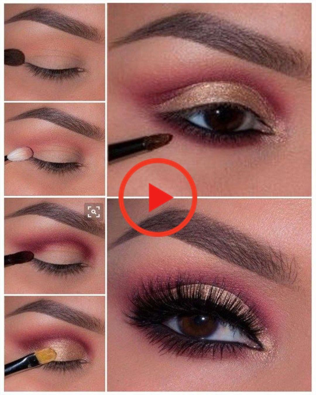 Eye makeup for beginners step by step Girlcheck