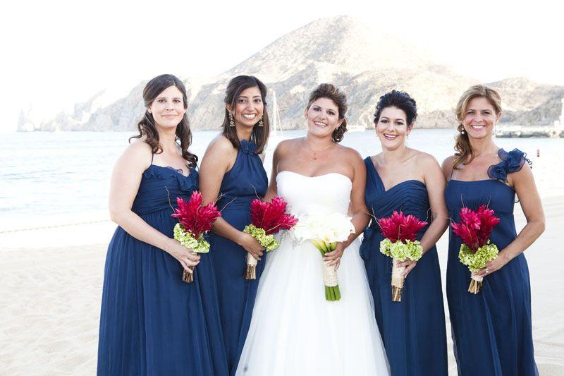 Cabo Beach Wedding Ceremony