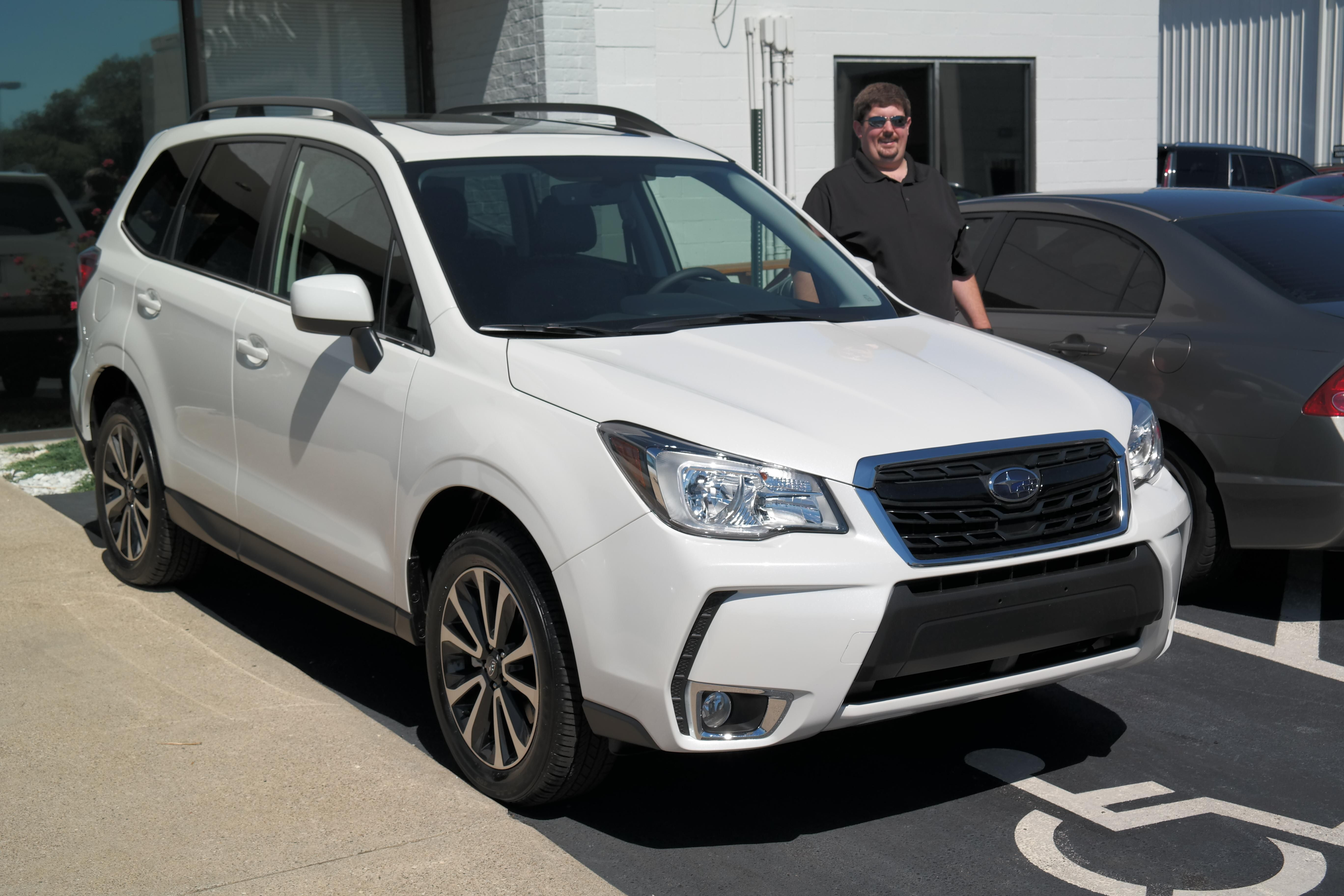 Joined The Club And Picked Up My New 2017 Xt I M In Love Subaru Wrx Sti Impreza Forester Subie Subaru Forester Subaru Impreza