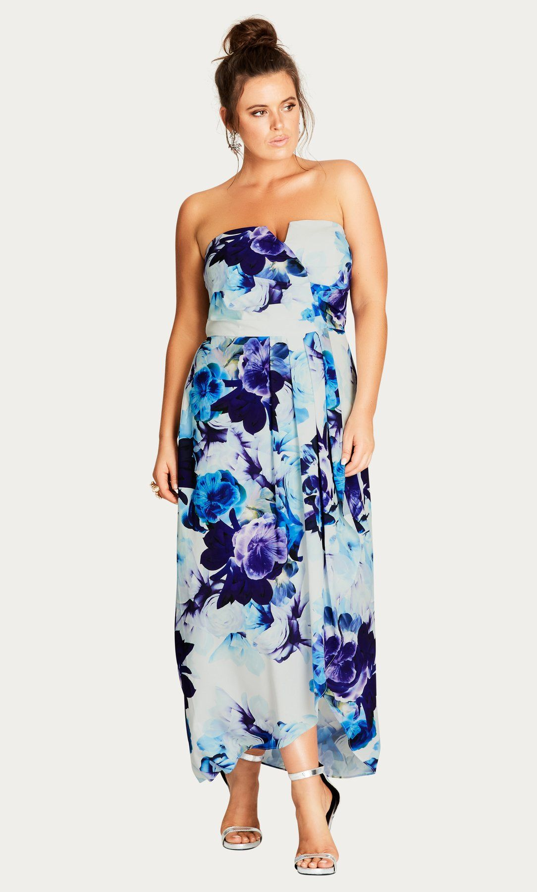 16 WEDDING GUESTS GOWNS FOR SPRING/SUMMERPLUSSIZE WOMEN