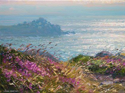 Summer Evening, Zennor Head - Mark Preston