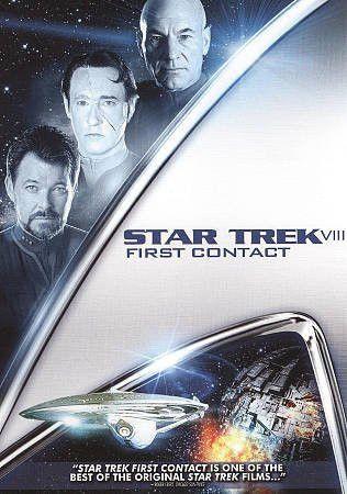 STAR TREK VIII:FIRST CONTACT