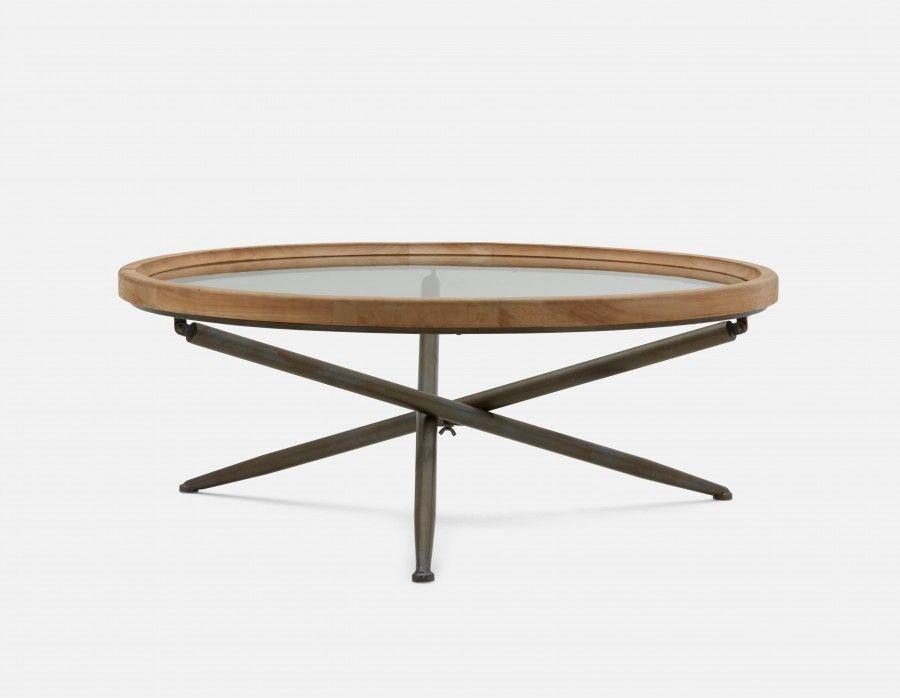 Kay Coffee Table Natural Coffee Table Coffee Table Wood Natural Coffee Table