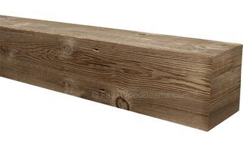 Barn Beams Real Wood Recreated For A True Vintage Look Basement Remodeling Wood Beams Wood Mantels