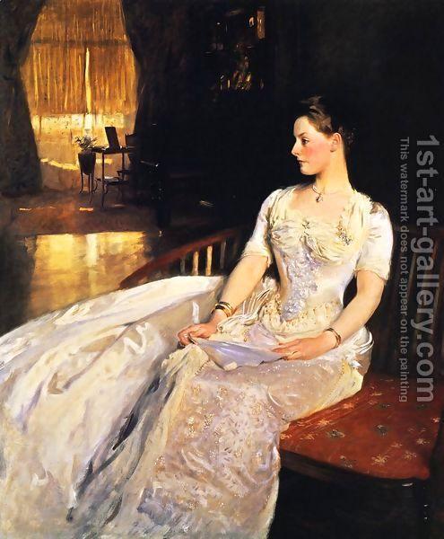 John Singer Sargent: Mrs. Cecil Wade