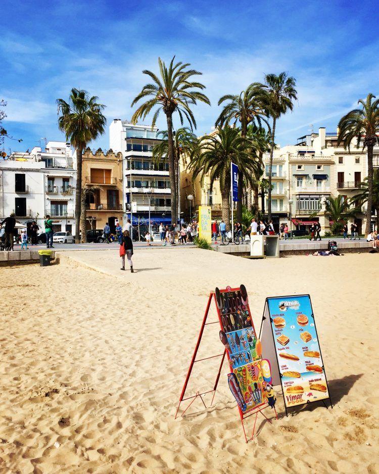 Sitges and Barcelona Sitges, Adventure travel, Barcelona