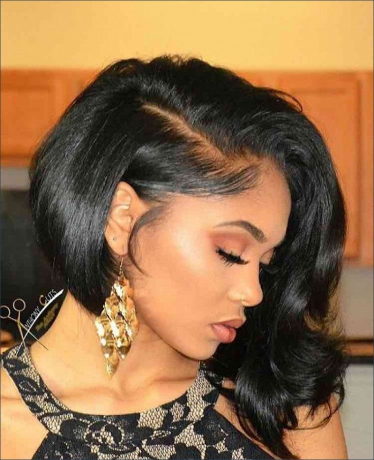 Best African American Bob Hairstyles Best Of Pretty Black Bob Hairstyles 2017 Long Hair Styles Black Girl Prom Hairstyles Short Hair Styles