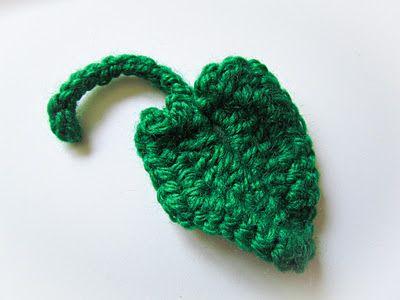 Crochet For Free Fall Pumpkin Leaf Crochet Pinterest Fall