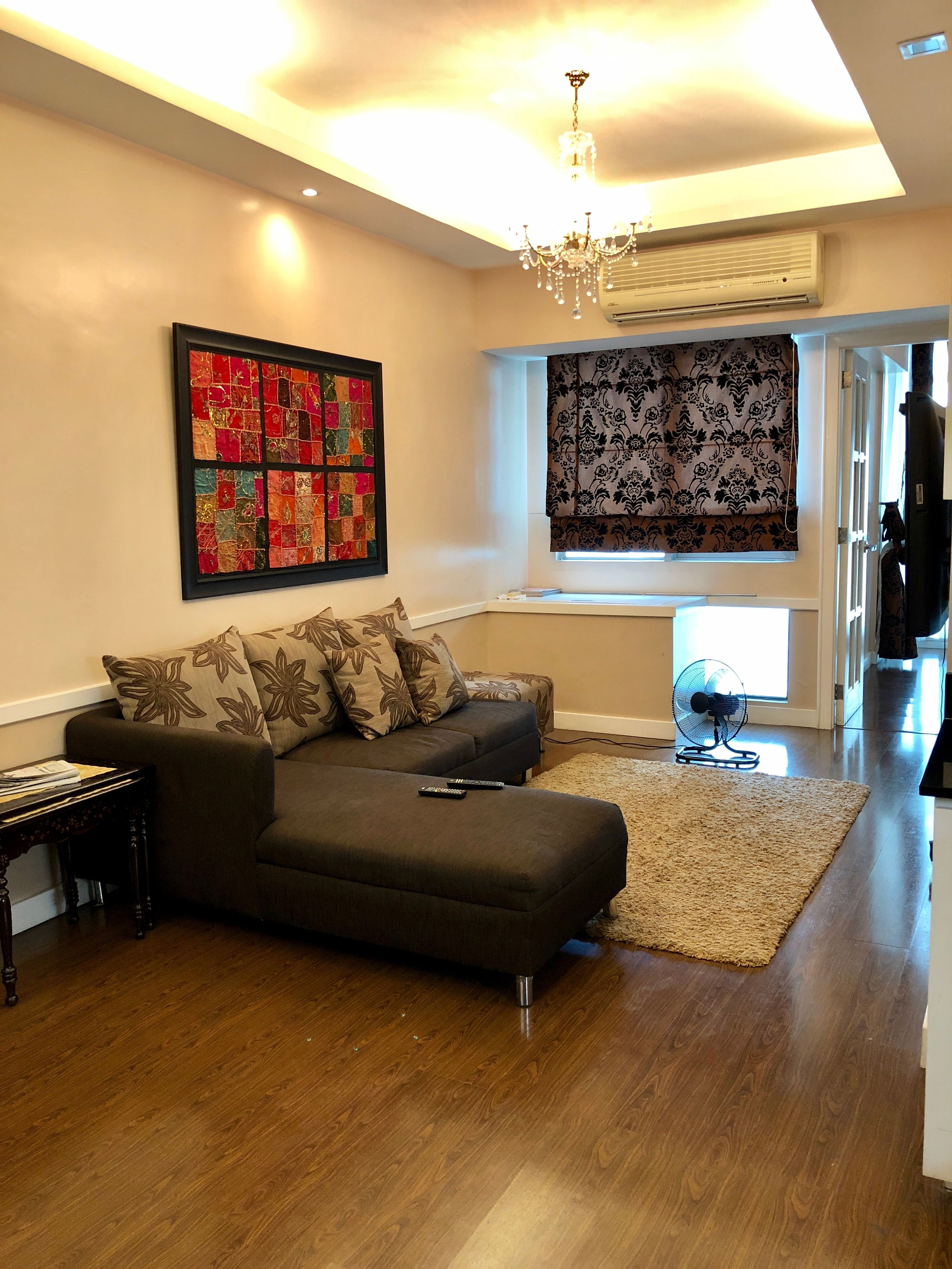 2 Bedroom Condo for Rent in BGC Taguig City, 90sqm, Grand