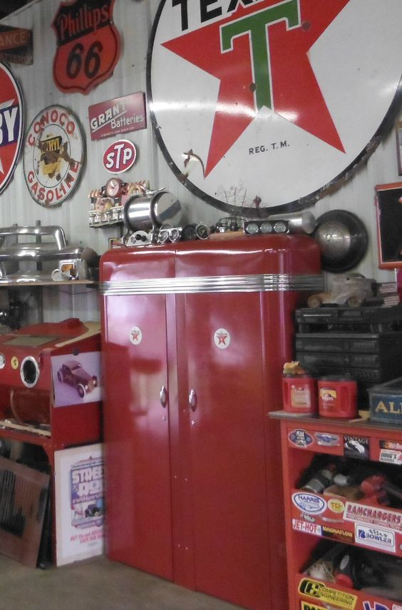 Alemite Cabinets Diy Storage Shed Vintage Fridge Garage Accessories