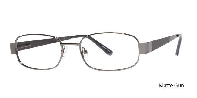 adaad24157 Matte Gun Affordable Designs Casey Eyeglasses