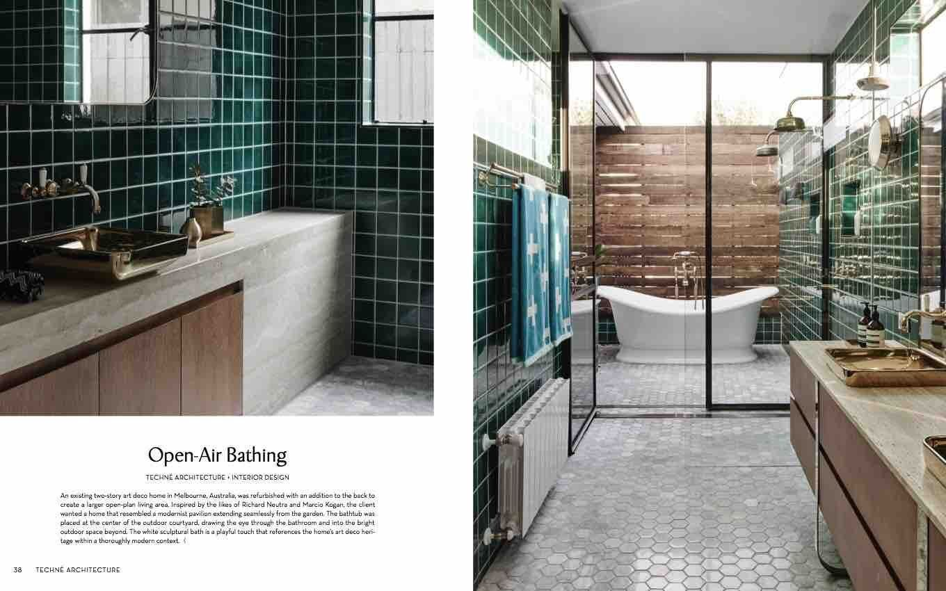 Take A Bath Interior Design For Bathrooms Gestalten
