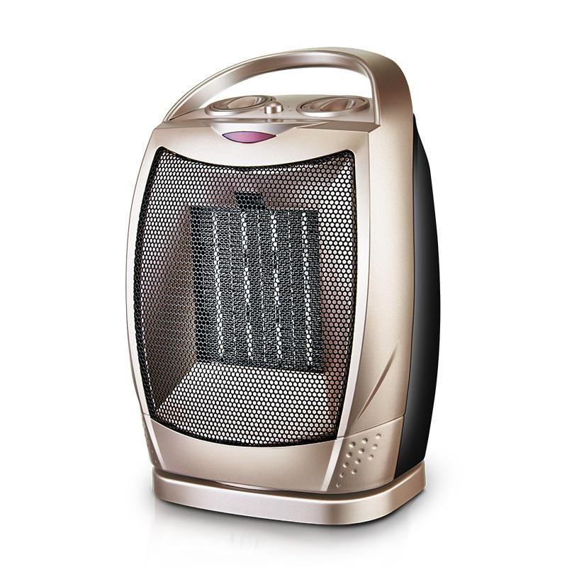 Dmwd 220v Shake Head Mini Electric Heater Home Cooling Heating