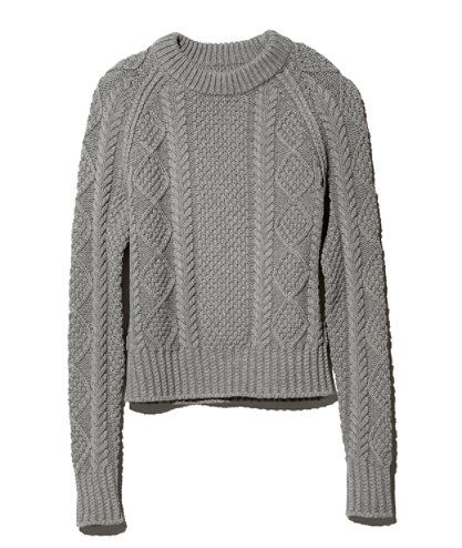 e0f882953 Signature Cotton Fisherman Sweater | Style | Sweaters, Wool sweaters ...