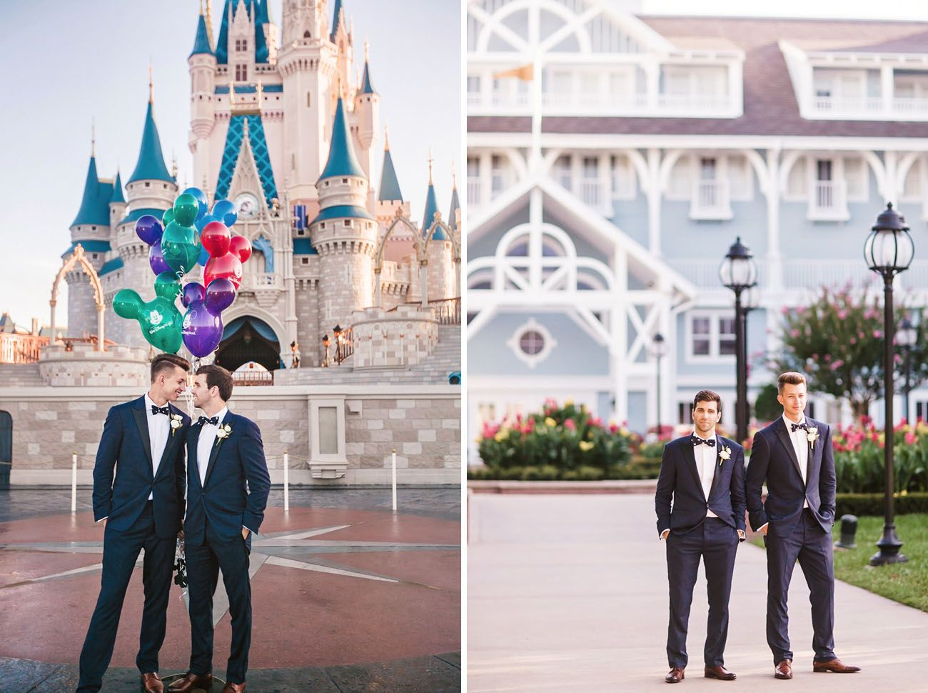 Magical Wedding At Walt Disney Worlds Most Loved Locations