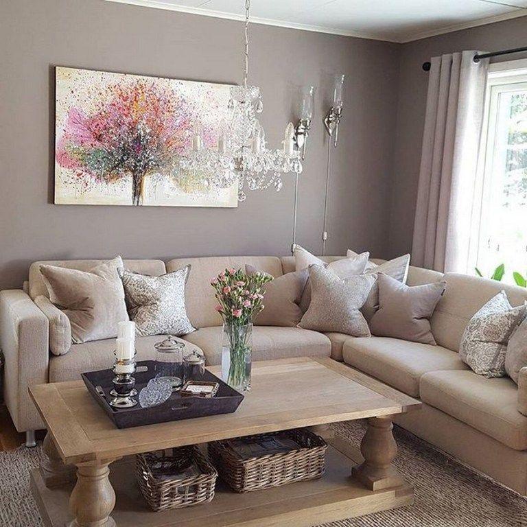 Home Design Ideas Classy: 49 Elegant Living Room Colour Schemes Ideas 38
