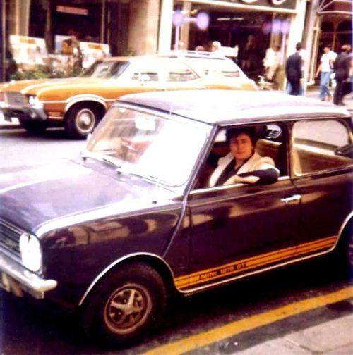 Pin By Kari K K Kujala On Mini Cooper Fiat 600 Cars Marc Bolan Mini Mini Cooper
