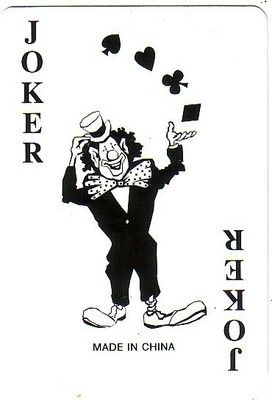 Antiques Collectibles Joker Paper Collectibles Joker Playing Card Unique Playing Cards Joker Card