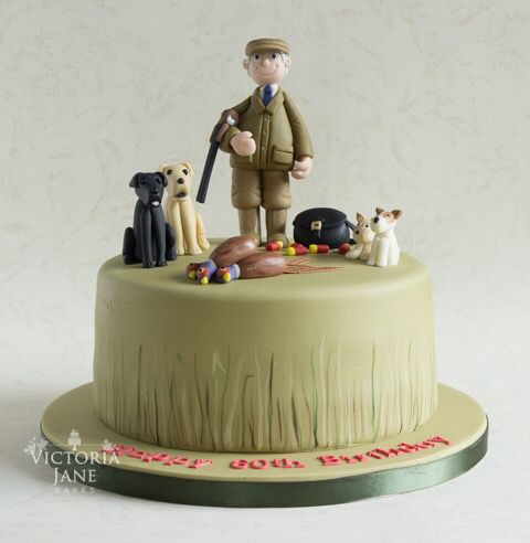 Pheasant Cupcake Wedding Cakes