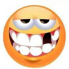 MISSING TOOTH SMILEY   Desenhos emoji, Memes engraçados ...