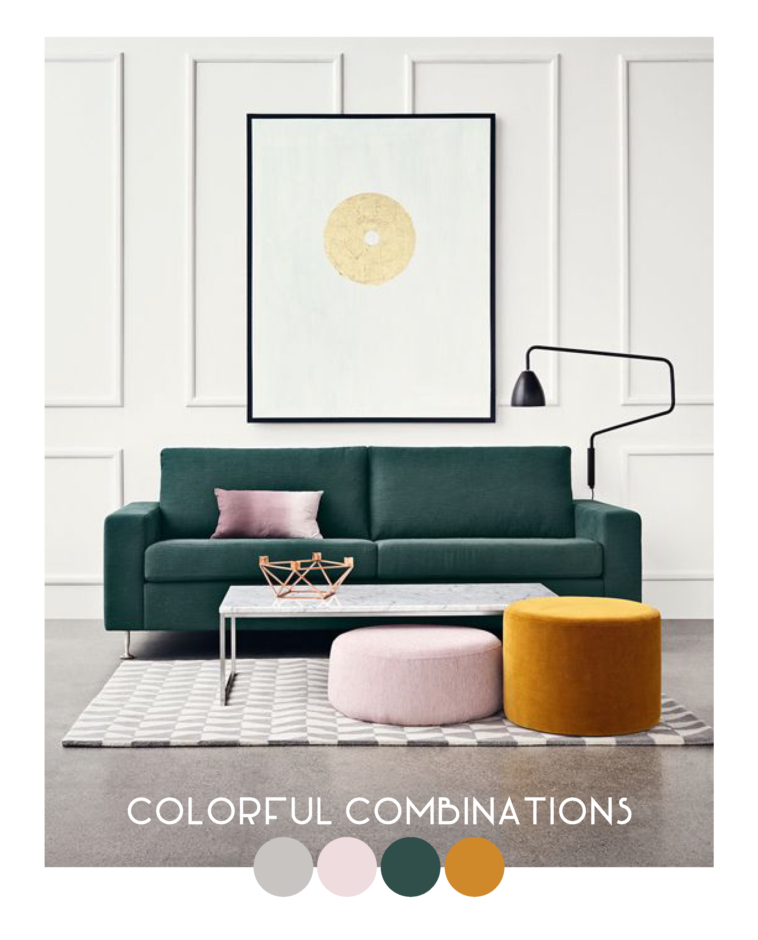 2017 the year of color catherine french design chapel hill raleigh - French Design Blogs