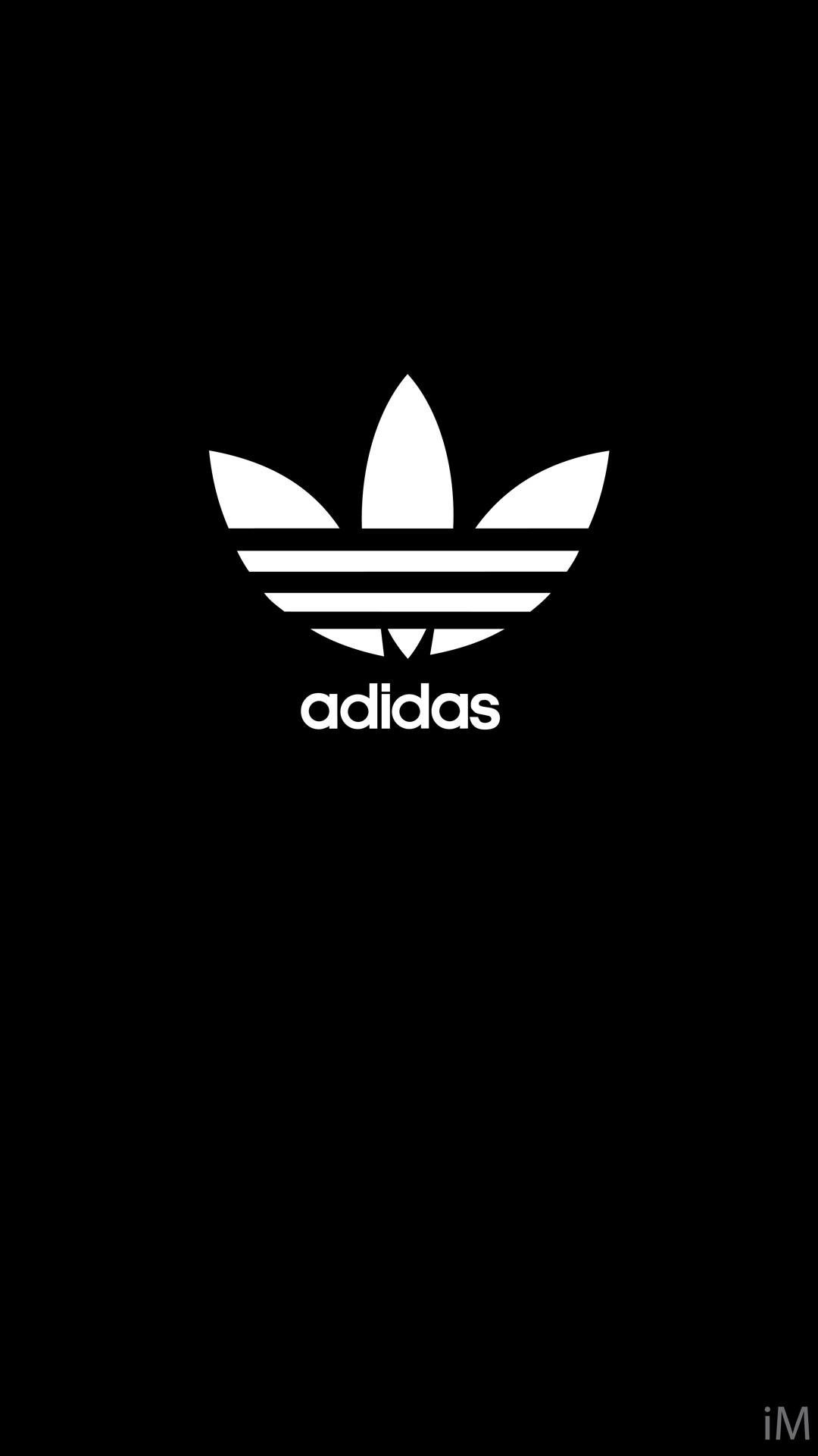 Pin by Brittany on Wallpaper Adidas logo